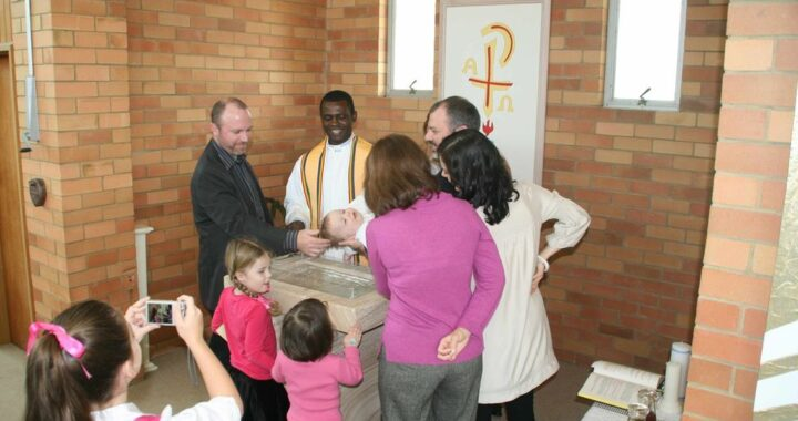 adult and infant baptism
